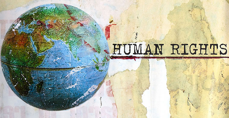 Banner Human Rights World