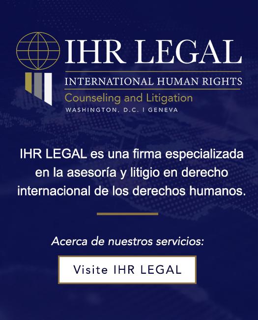 Abogados especialistas en derechos humanos